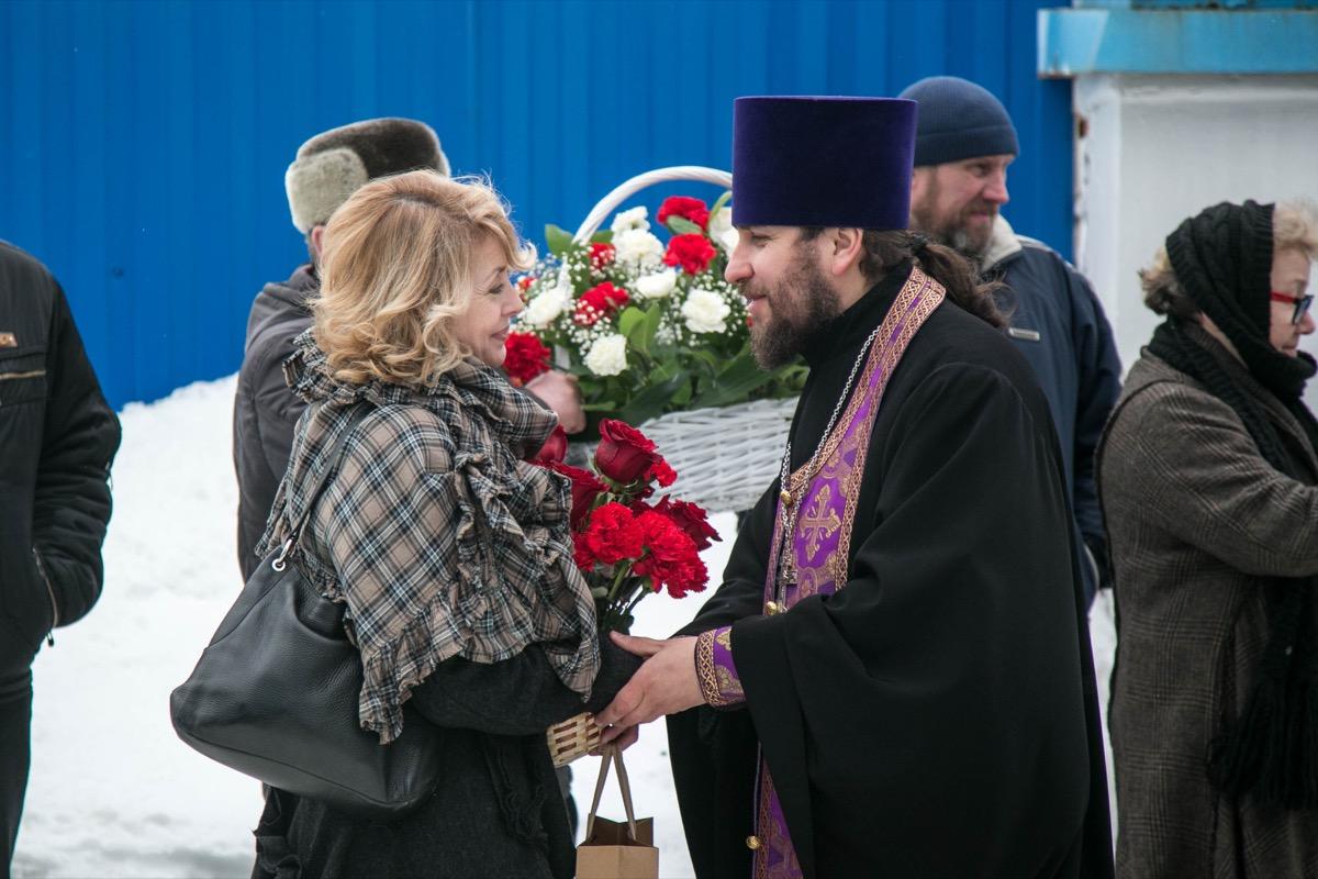 Увековечена память известного коломенца Петра Чуприкова