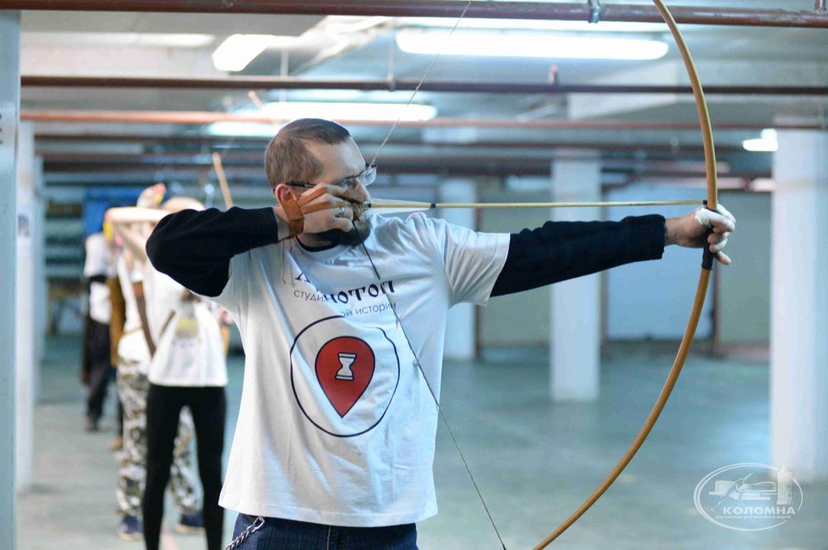 Открытые городские соревнования по стрельбе из лука