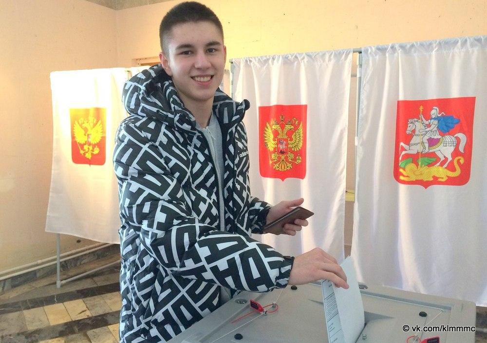 Новости Коломны   18 летние коломенцы впервые делают свой выбор Фото (Коломна)   iz zhizni kolomnyi