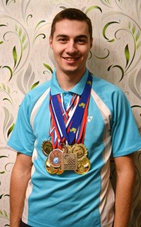 Коломенский спортсмен занял первое место на Кубке Московской области по бадминтону «Весенний волан»