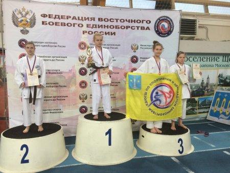 Призовые места на Первенстве и Чемпионате России по единоборствам