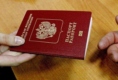 Оформленные паспорта будут выдавать весь день 18 марта