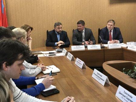 Депутат Мособлдумы Олег Жолобов провел рабочий день в Коломенском городском округе
