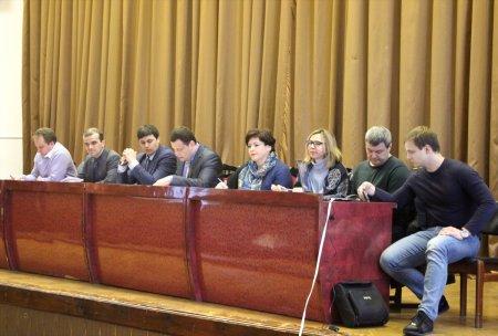 Состоялось собрание жителей по вопросу переселения граждан из аварийного дома