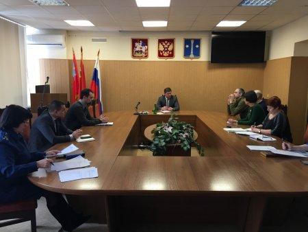 Глава муниципалитета и городской прокурор провели прием граждан