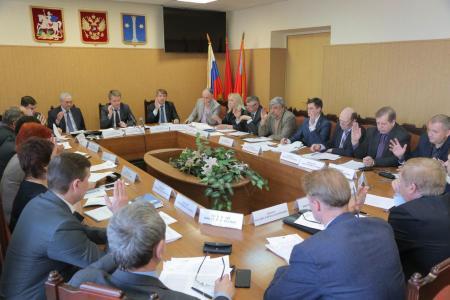 Заседание Совета депутатов Коломенского городского округа