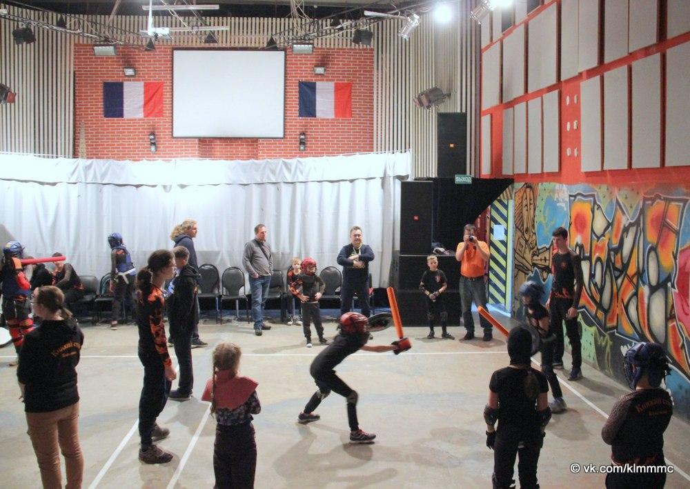 Новости Коломны   В Коломне прошла конференция по историческому фехтованию Фото (Коломна)   iz zhizni kolomnyi