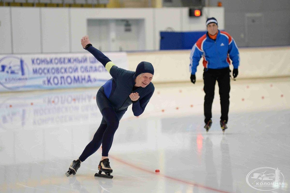 Итоги соревнований «Коломенский лёд»