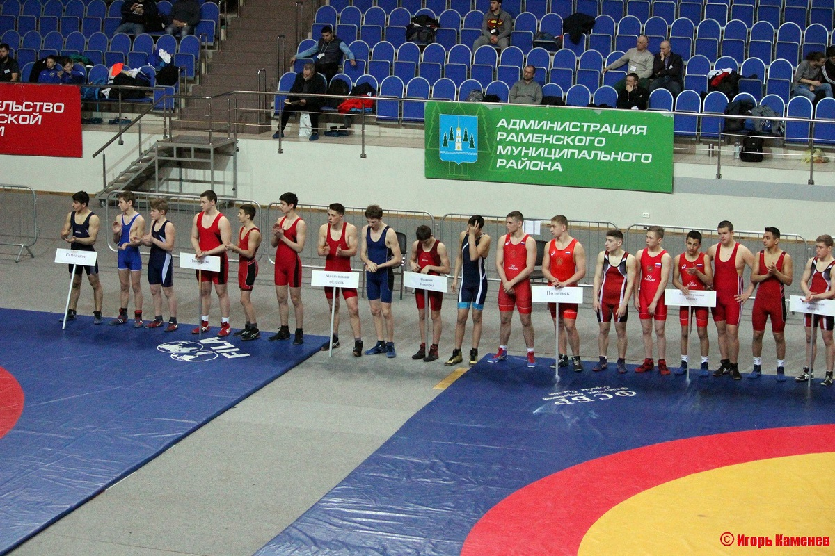 Коломенец завоевал «бронзу» на турнире по греко-римской борьбе