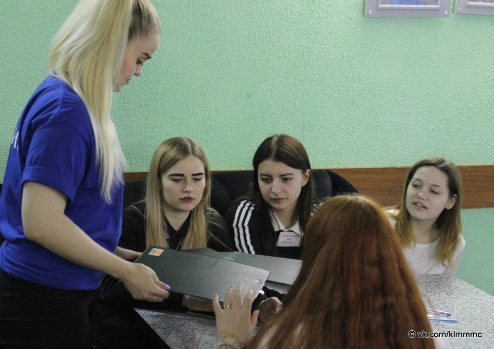 Школьникам Коломны рассказали о важности здорового образа жизни