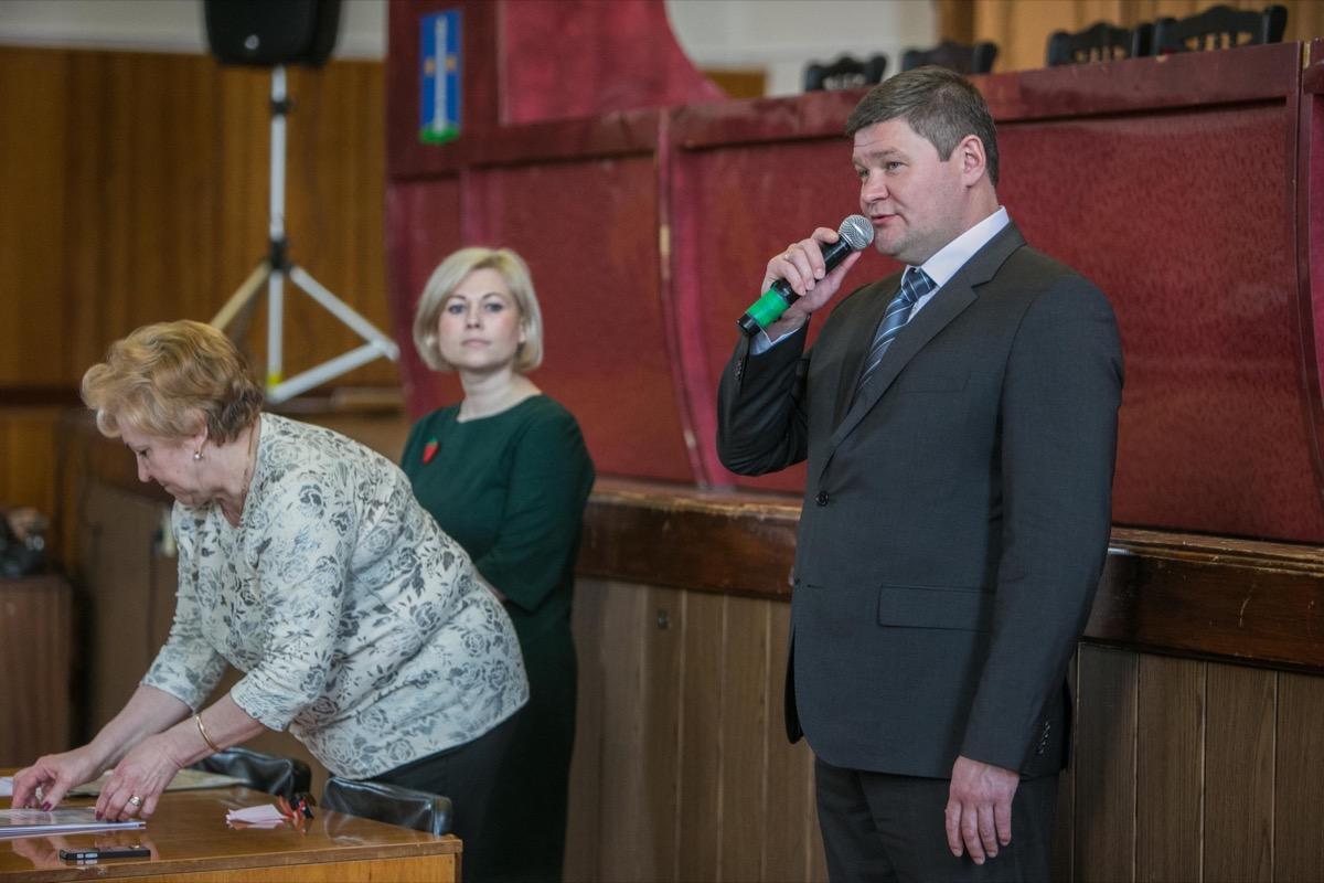 Новости Коломны   Наградили за проведение выборов Фото (Коломна)   iz zhizni kolomnyi