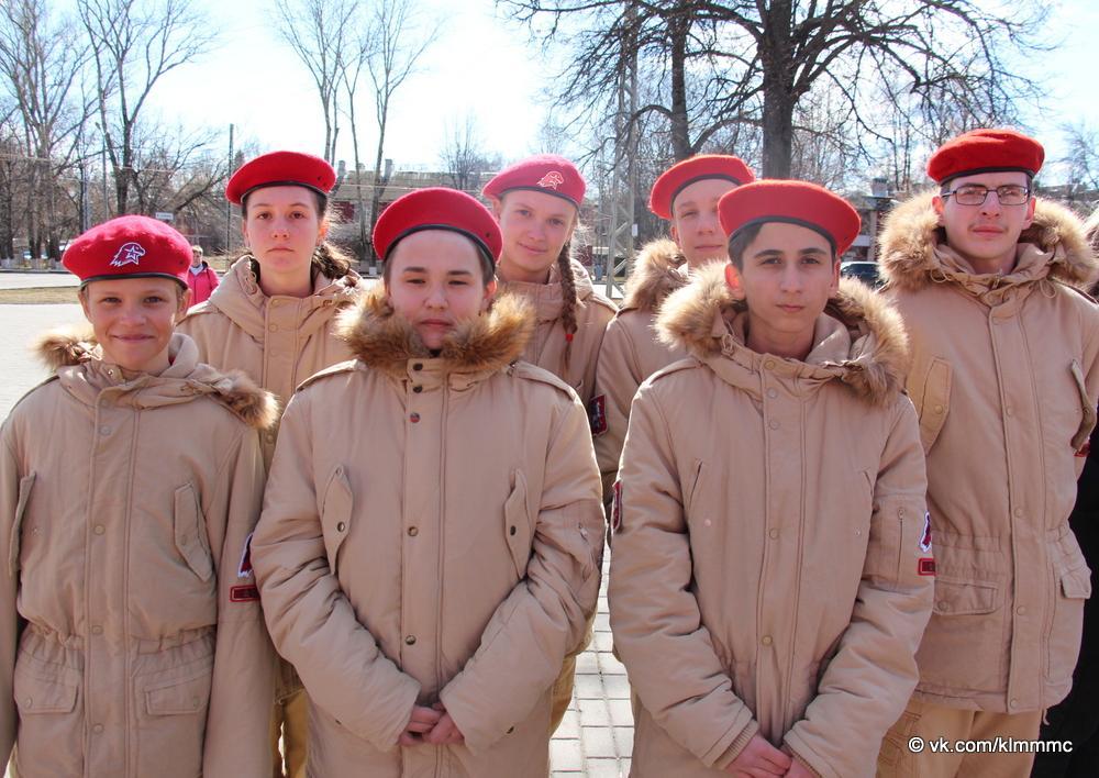 В Коломне стартовала очередная «Вахта Памяти»