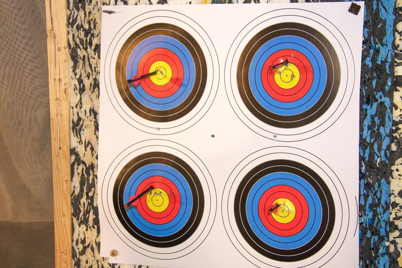 Новости Коломны   В Коломне прошли массовые соревнования по стрельбе из арбалета Фото (Коломна)   sport otdyih dosug iz zhizni kolomnyi