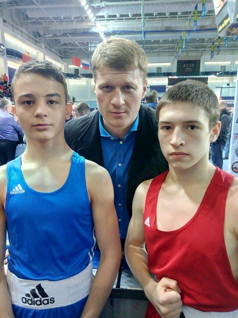 Коломенские боксёры приняли участие во Всероссийских соревнованиях на призы Александра Поветкина