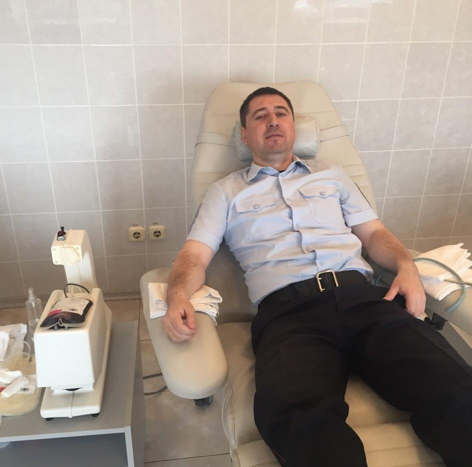 Новости Коломны   Полицейские стали донорами Фото (Коломна)   iz zhizni kolomnyi