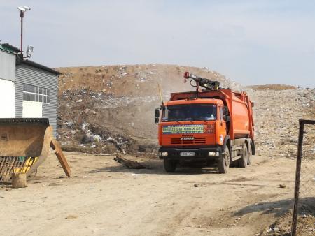 Количество завезенного мусора 6 - 7 апреля
