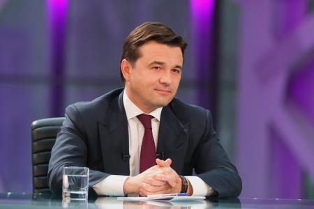 Итоги месяца с губернатором Подмосковья А.Ю. Воробьевым