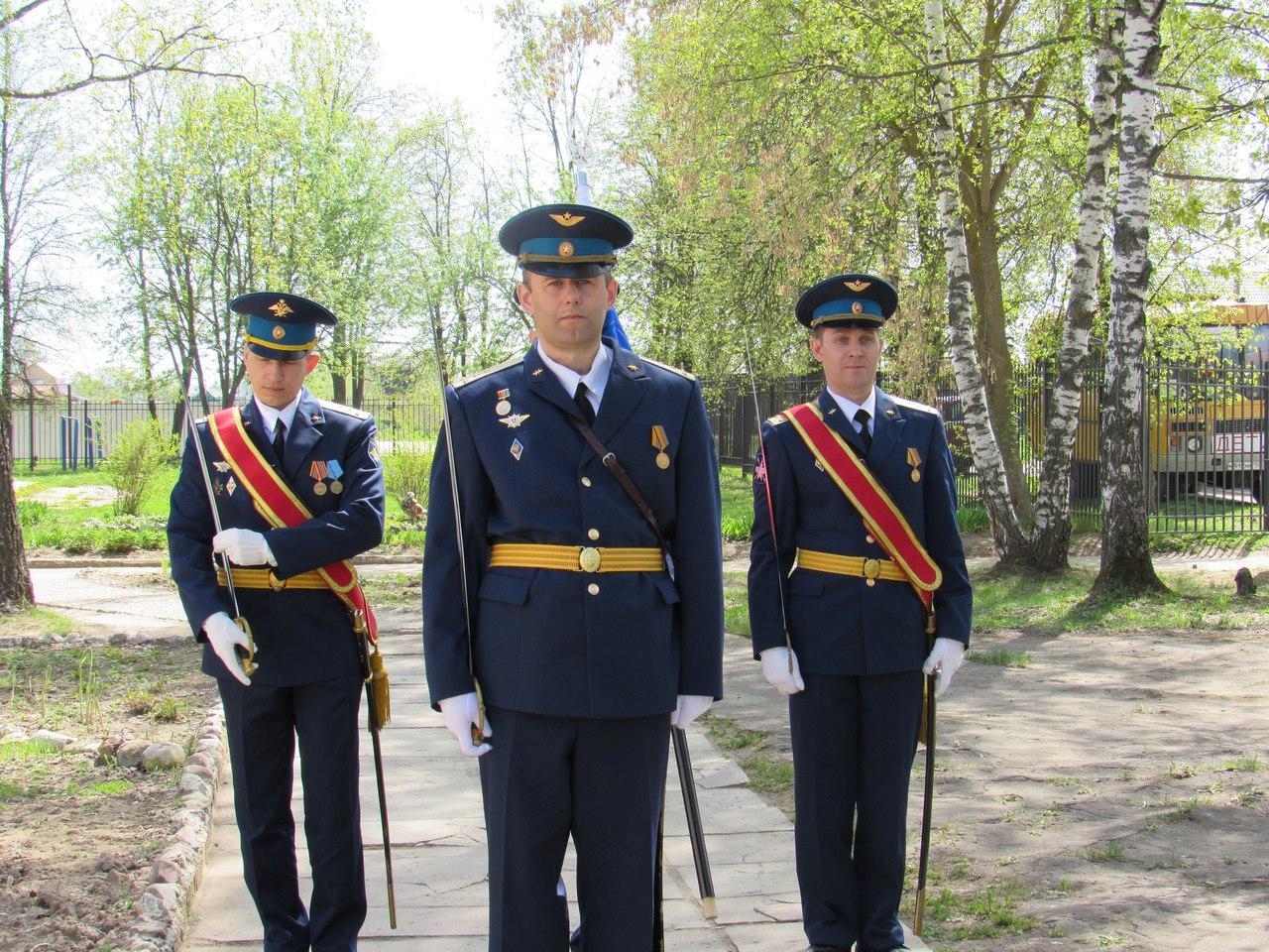В Маливо открыли памятную доску участнику  ВОВ Дмитрию Фроликову