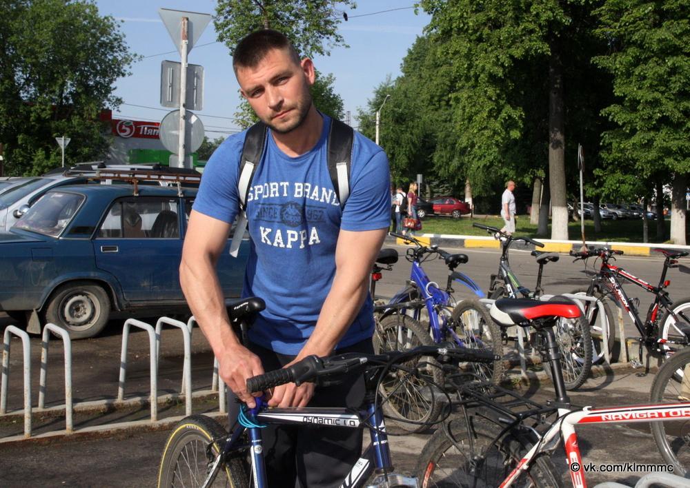 Новости Коломны   Коломенцы поддержали акцию «На работу на велосипеде» Фото (Коломна)   iz zhizni kolomnyi