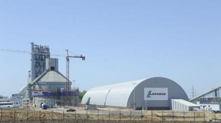 Компания ЛафаржХолсим сообщила о своих планах заместить 10% природного газа сортированными твердыми коммунальными отходами на заводе в Калужской области