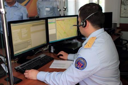 Система-112 Московской области помогает в борьбе с природными пожарами