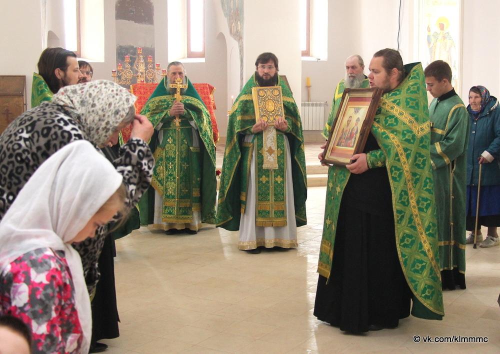 Коломенцы почтили память святого благоверного князя Дмитрия Донского