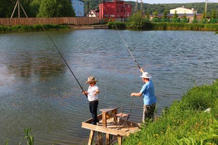 Минэкологии: снимаются ограничения на рыболовство на водных объектах Подмосковья