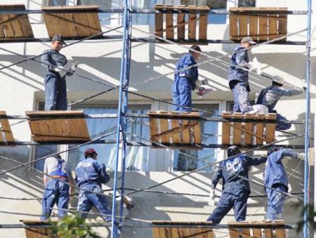 В округе проведут капитальный ремонт 61 многоквартирного дома