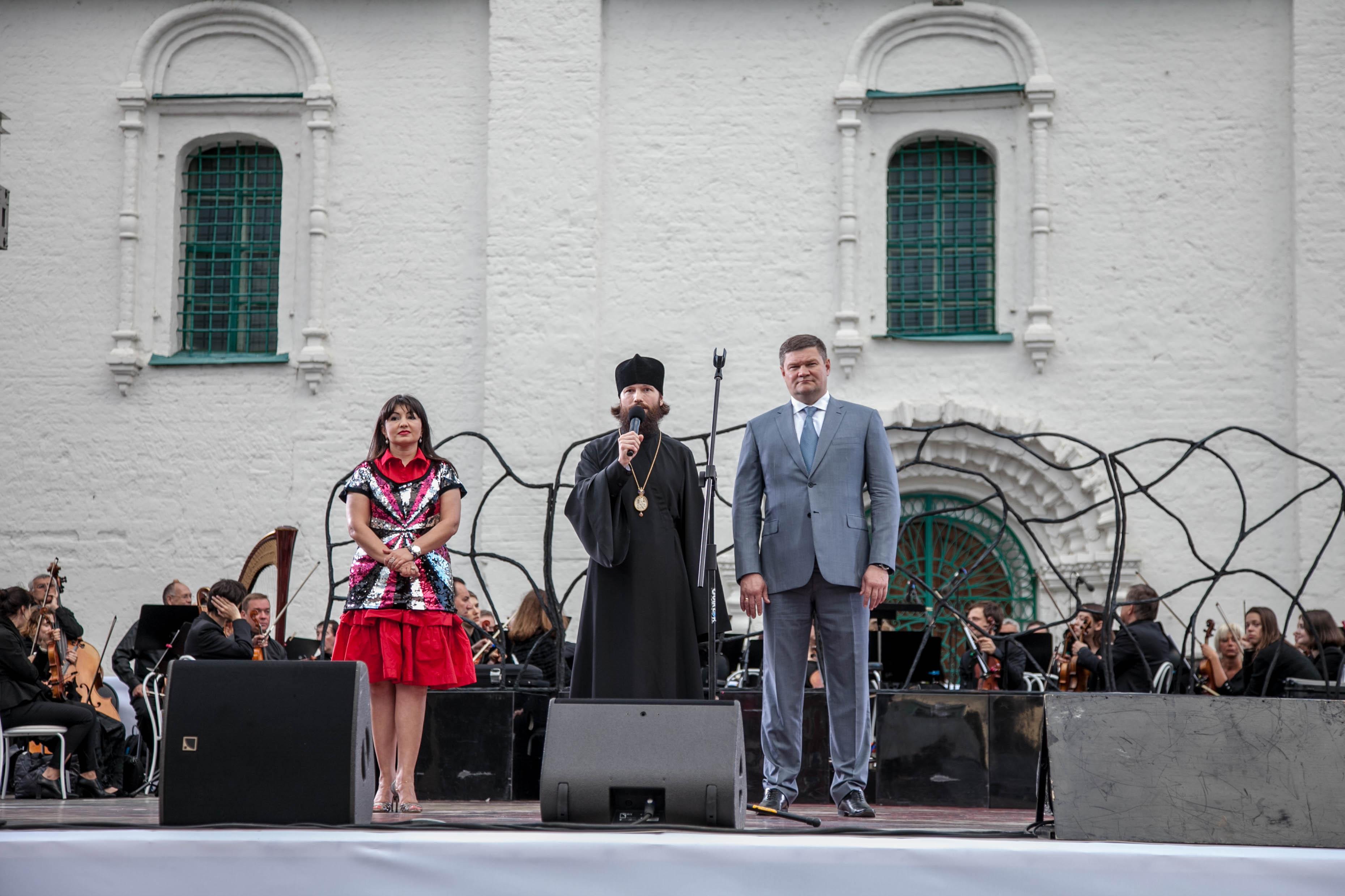 """Легендарная опера """"Алеко"""" прошла на Соборной площади Коломны"""