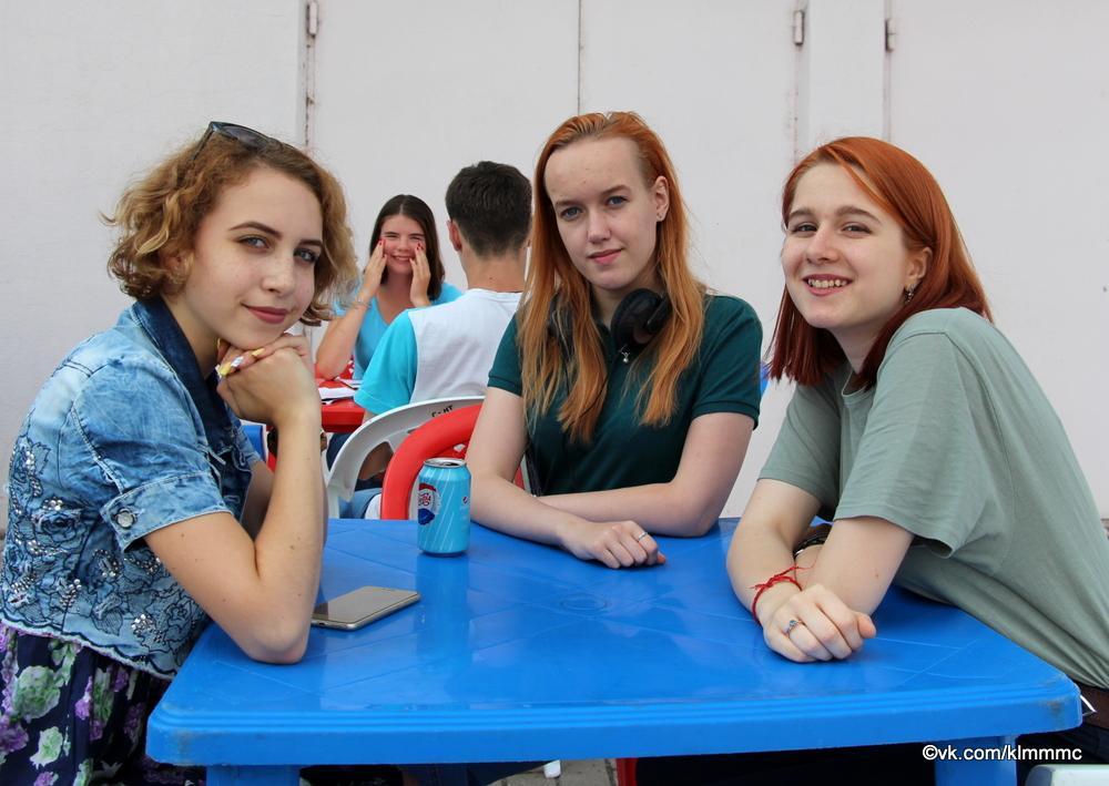 Новости Коломны   В Коломне заработали летние досуговые площадки молодежных центров Фото (Коломна)   iz zhizni kolomnyi