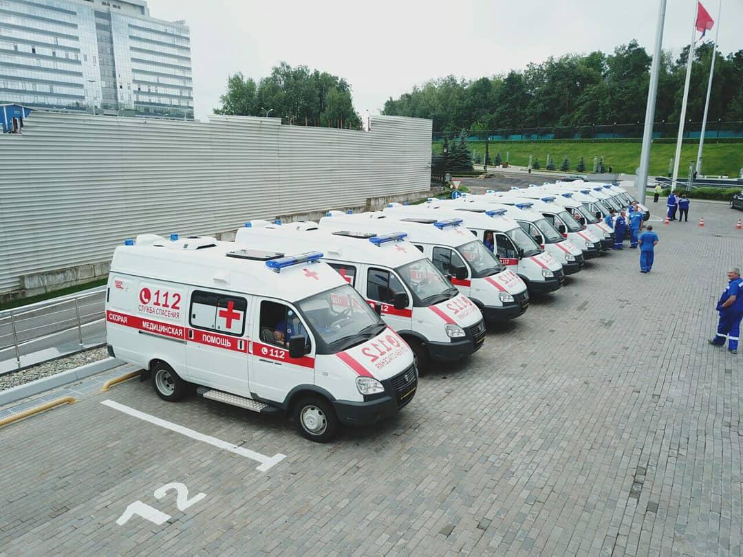 Новости Коломны   В коломенской «скорой» появились два новых автомобиля Фото (Коломна)   iz zhizni kolomnyi