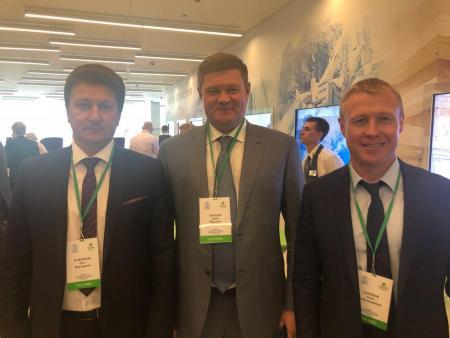 Денис Лебедев принимает участие в семинаре-совещании «Современные принципы эффективного управления»