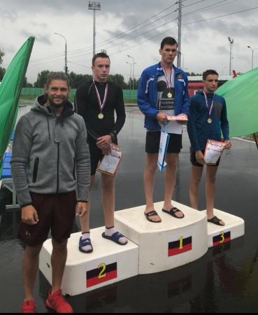 Коломенские спортсмены – в призерах на областном первенстве по гребле на байдарках и каноэ