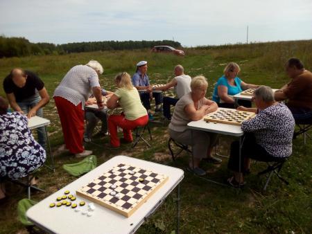 «Летний» турнир по шашкам проведен среди коломенцев с ограниченными возможностями здоровья