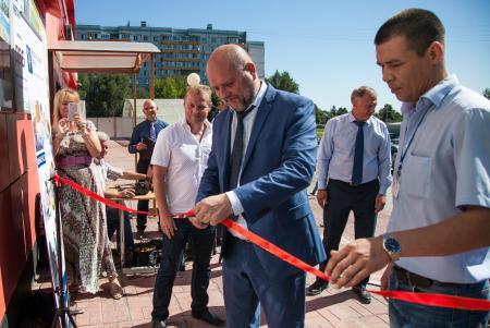 Новый пункт приема и выдачи документов МФЦ открыли в Колычеве