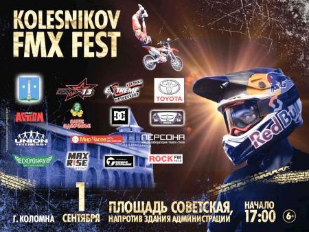 KOLESNIKOV FMX FEST
