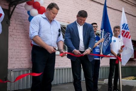 Модернизированный водозаборный узел открыли в Коломне