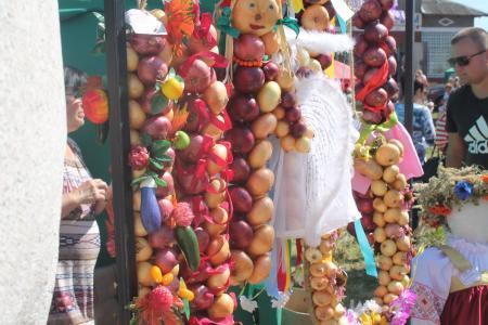 В селе Мячково прошёл фестиваль событийного туризма «Лука – море!»