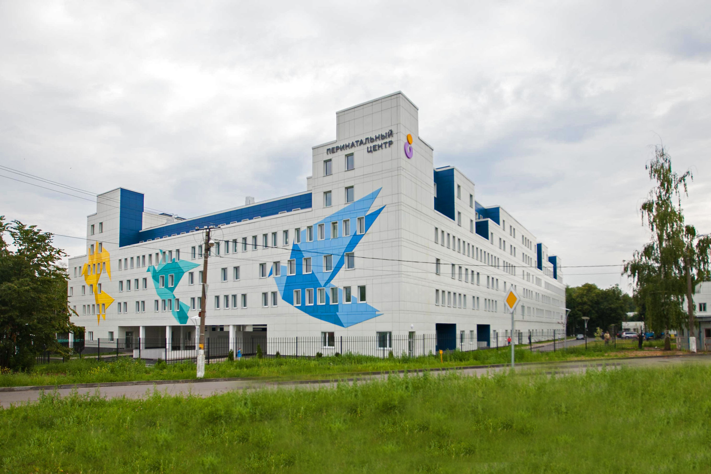 Коломенский перинатальный центр отметил год своей работы