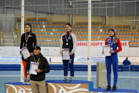 «Летний Кубок Союза конькобежцев России» завершили в Коломне