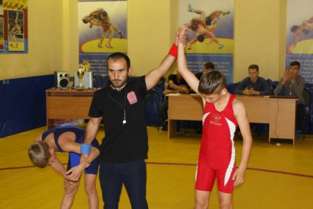 Кубок Коломенского округа по греко-римской борьбе