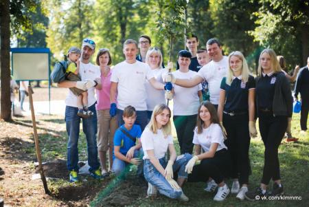 Более 20 тысяч молодых деревьев украсили Коломну в рамках акции «Наш лес. Посади своё дерево»