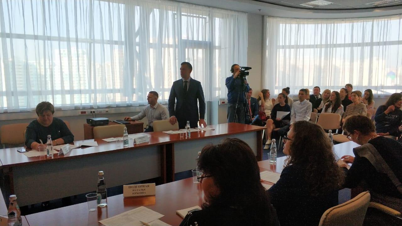 Соискатели премии Губернатора Московской области «Лучший по профессии» лично презентовали свою деятельность