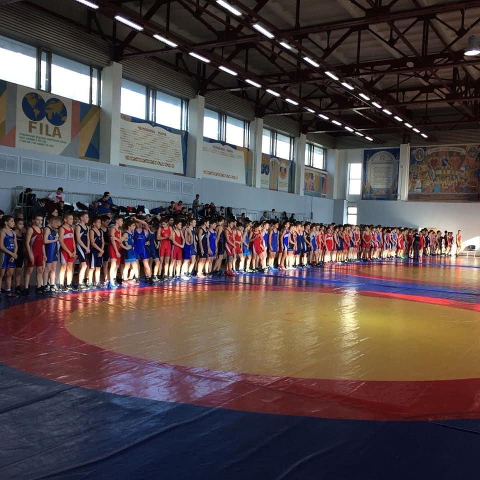 Результаты коломенских спортсменов на соревнованиях по греко-римской борьбе
