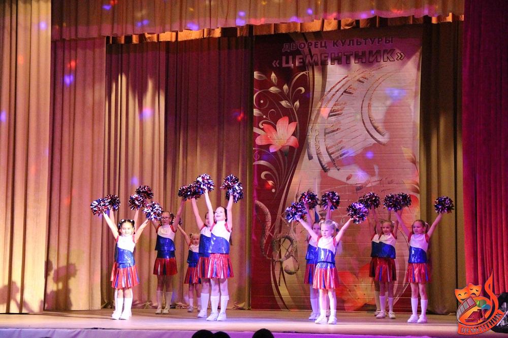 Концерт «Единство России» прошел  ДК «Цементник»