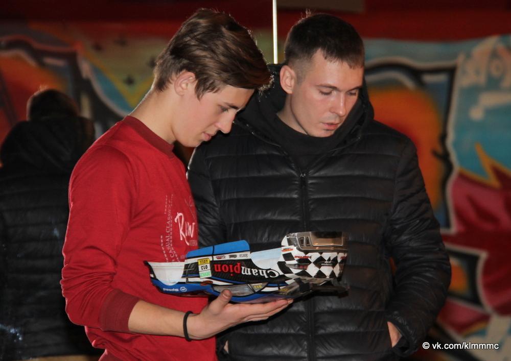 Любители дрифт-моделей собрались в Молодежном центре «Русь»