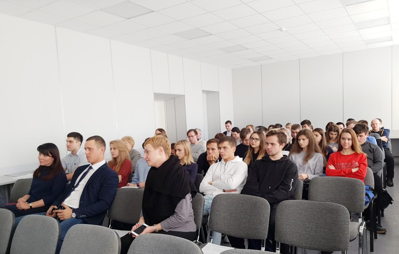 Первый день Всемирной недели предпринимательства в Коломне прошел успешно