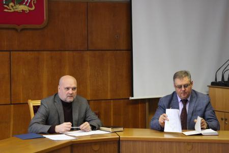 Коломенские аграрии обсудили итоги работы за 9 месяцев