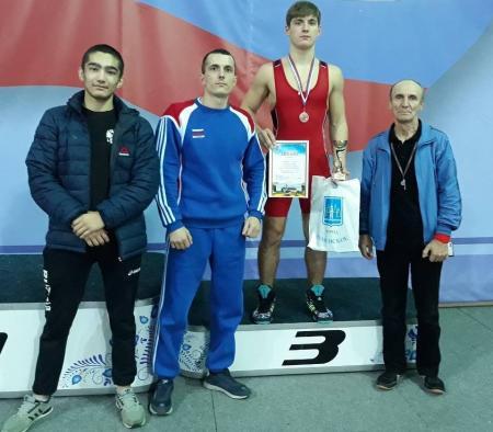 Успешное выступление коломенских спортсменов на всероссийских соревнованиях