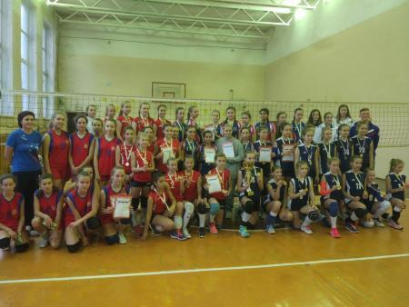 Коломенские волейболистки стали третьими на турнире «Золотая осень»
